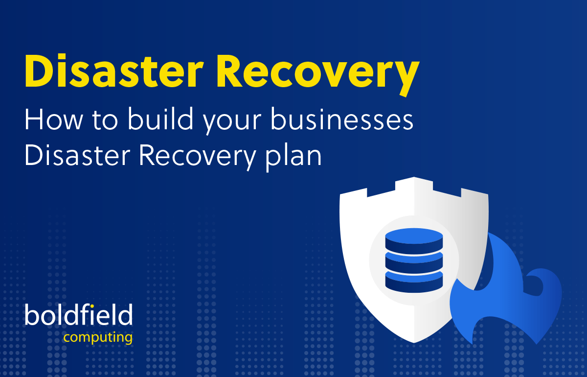 A guide to disaster recovery plans and policies