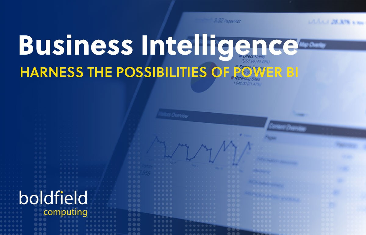 Business intelligence is more important than ever – Harness the possibilities of Power BI
